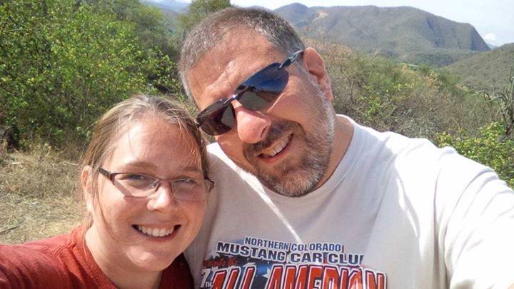 Brian and Julie at MB